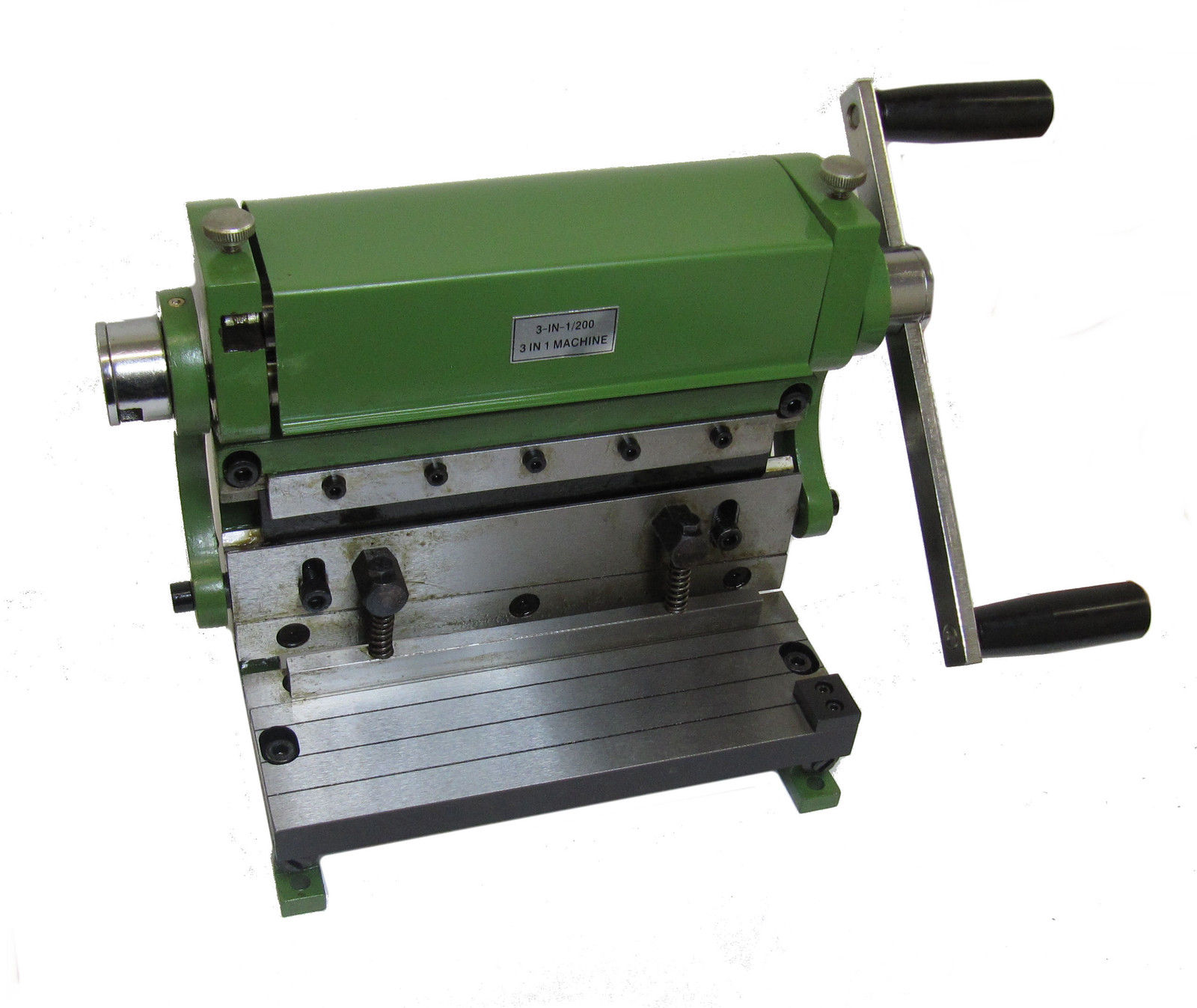 shear brake and roll machine