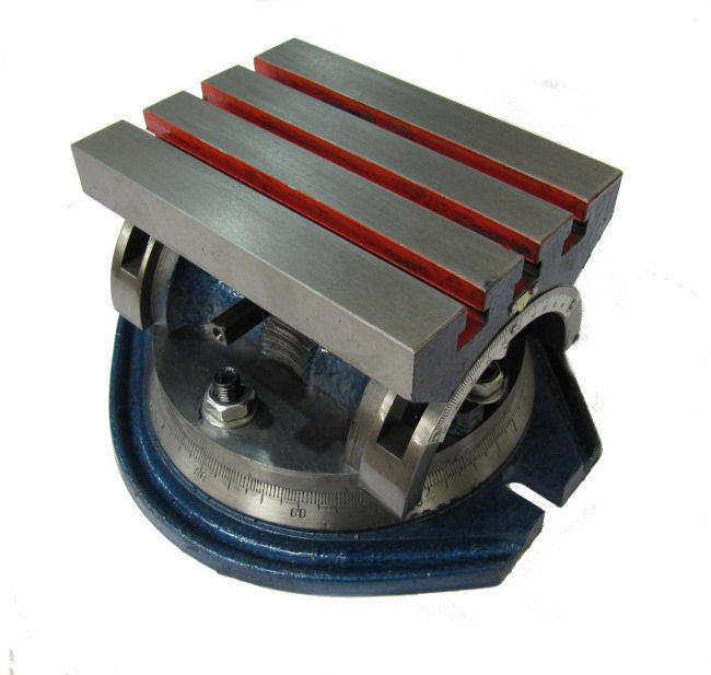 Adjustable Angle Plate : Model engineering and tools online from rdg