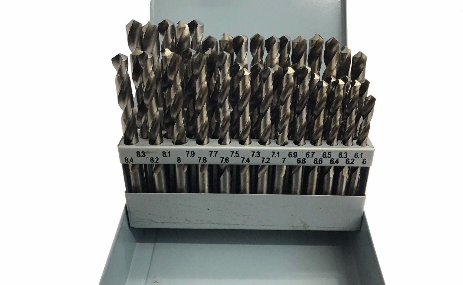 RDGTOOLS 20PC MICRO DRILL SET 61-80 /& PIN VICE