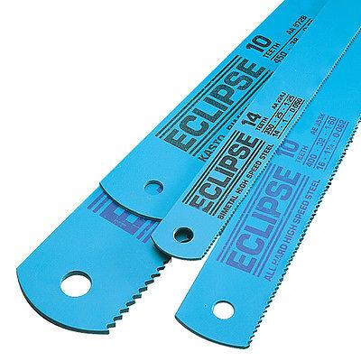 "Eclipse Plus 30 Hacksaw Flexible Bi-metal HSS Blades 300mm 12/"" 18TPI /& 24TPI"