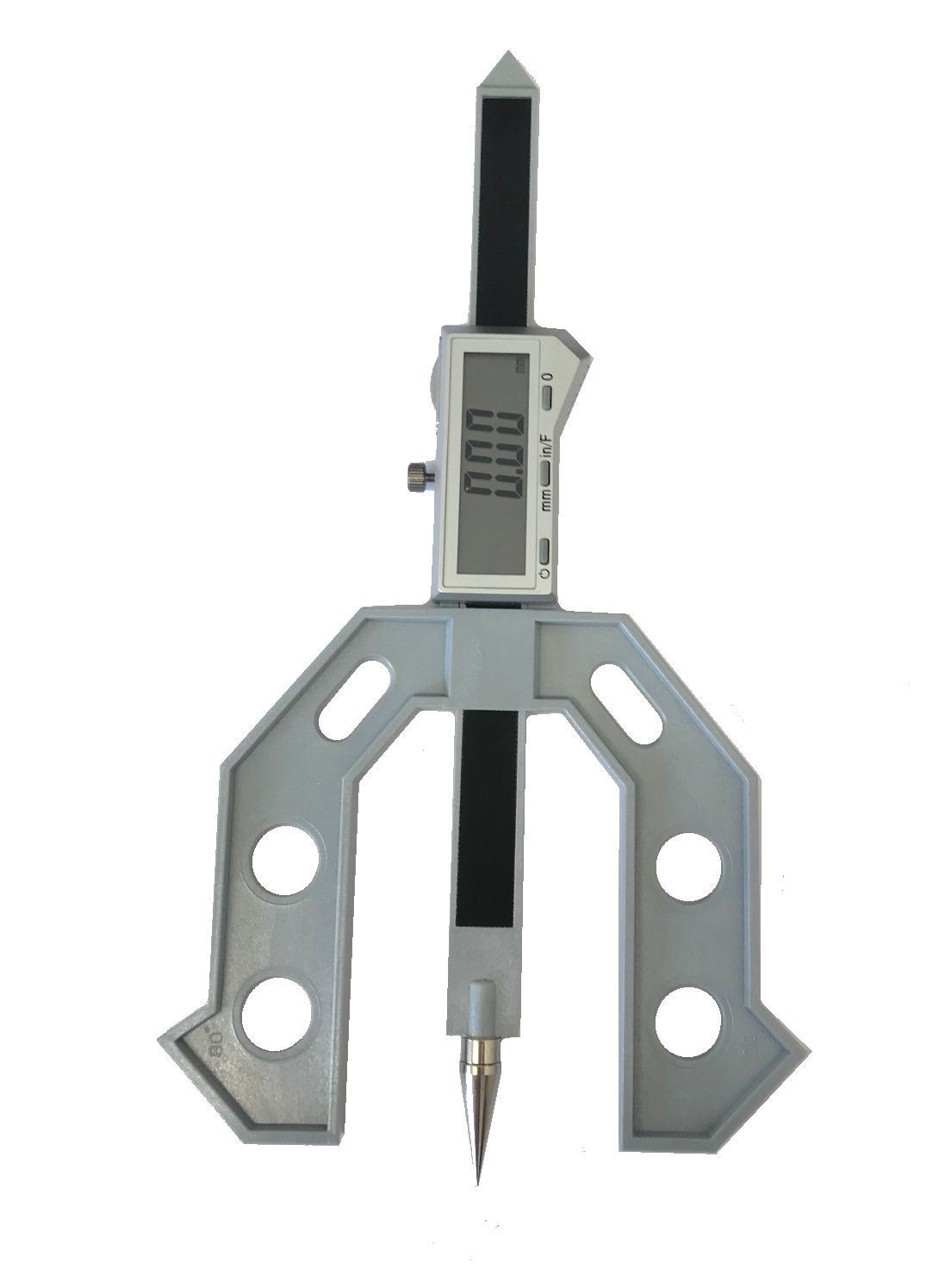 """Hardened /& Ground Blade Square Capacity Finder 3/"""" 75 mm Tool Steel Centre"""