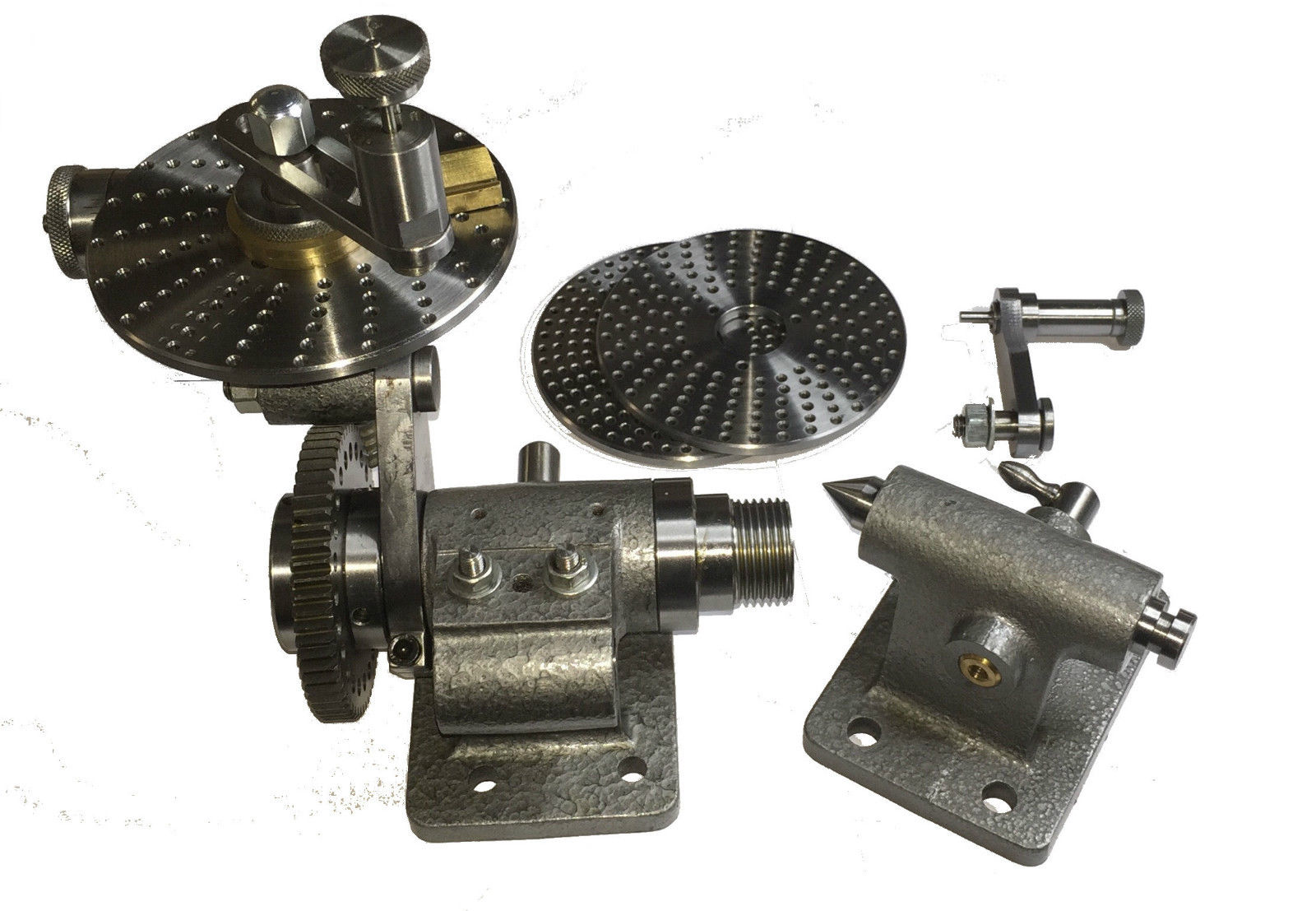 SMALL DIVIDING HEAD / INDEXING HEAD