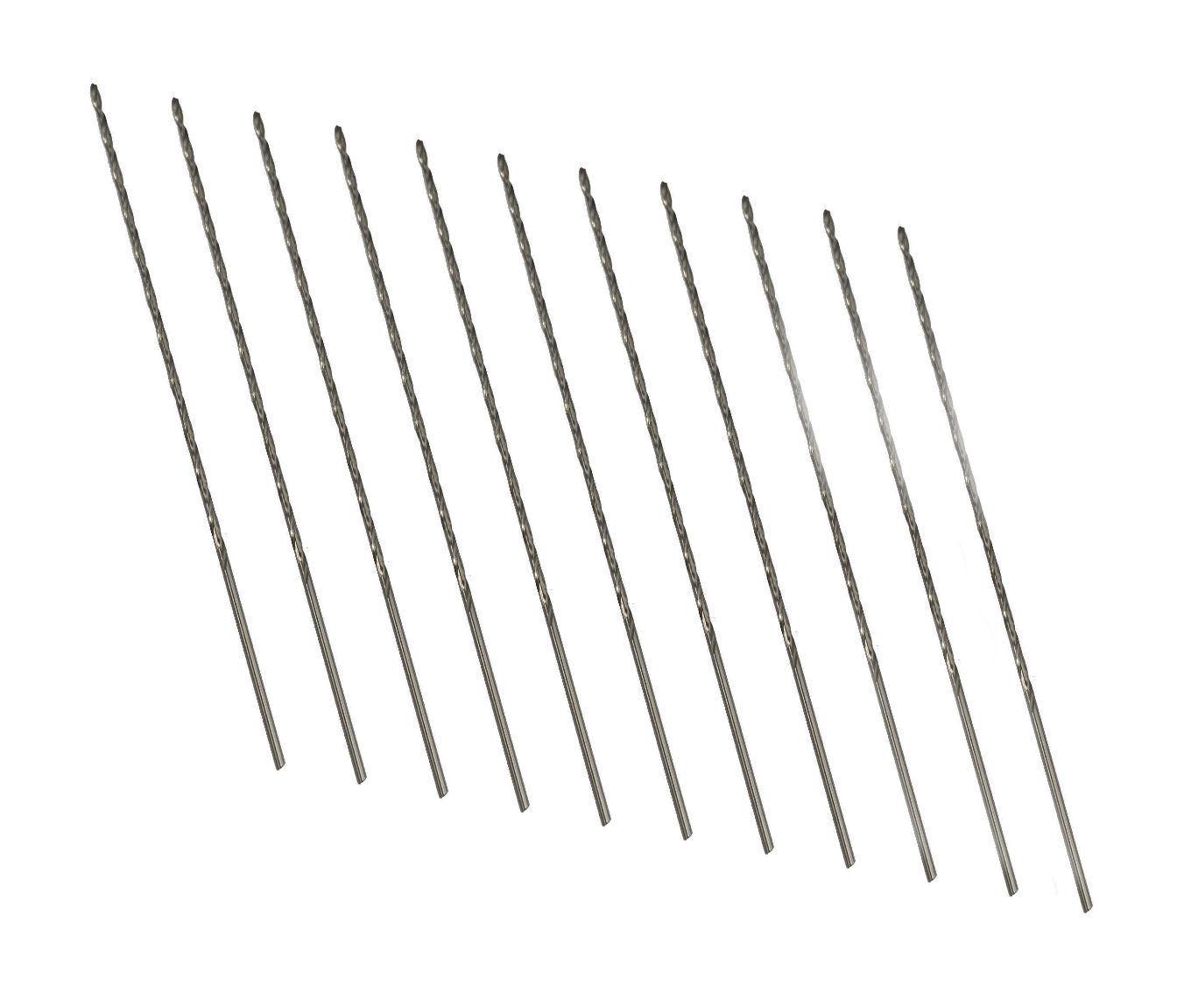 number 29 drill bit diameter