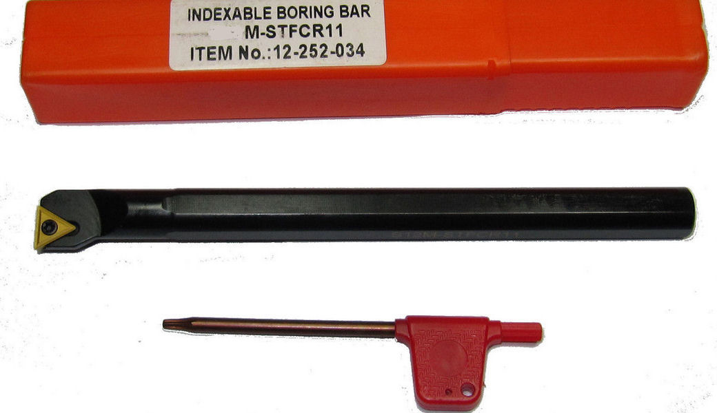 Indexable Boring Bar : Model engineering and tools online from rdg